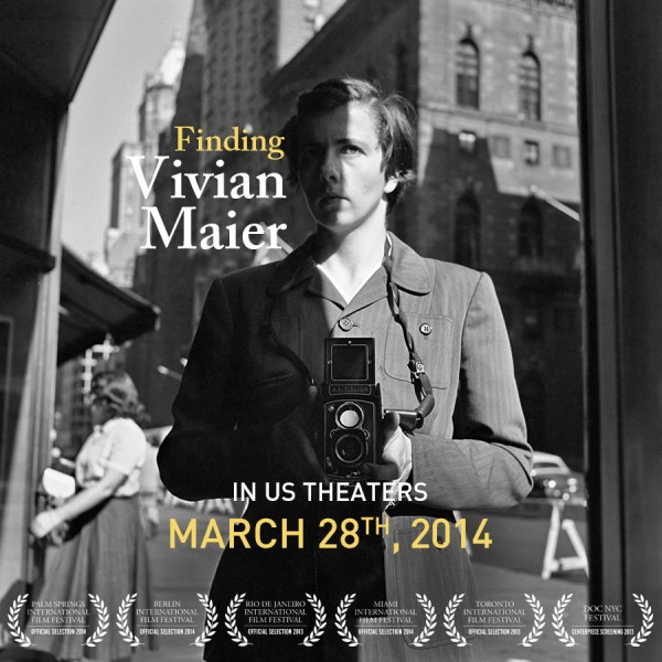 "Theatrical Release of ""Finding Vivian Maier"""