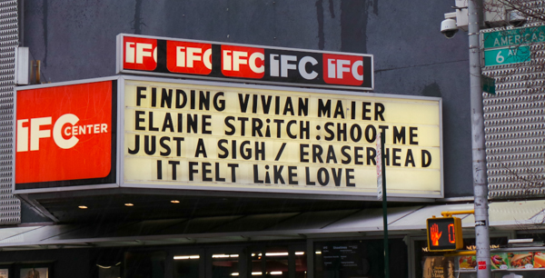 IFC Center, formerly the Waverly Theatre,  is an art house movie theater in Greenwich Village, New York City.