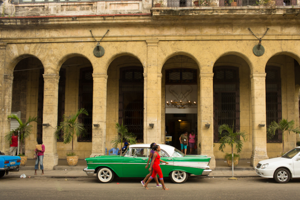 This was likely my favorite Havana Cuba automobile!
