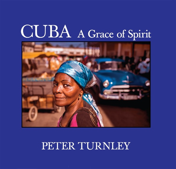 Peter Turnley's new book, A Grace of Spirit