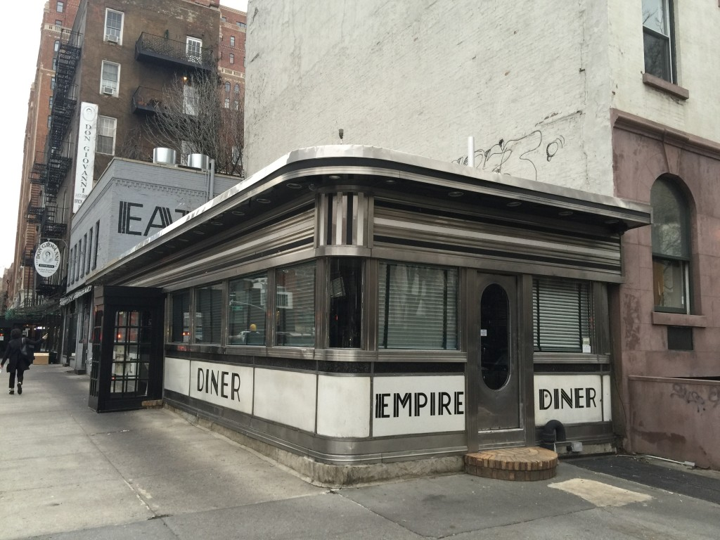Good memories from the old Empire Diner